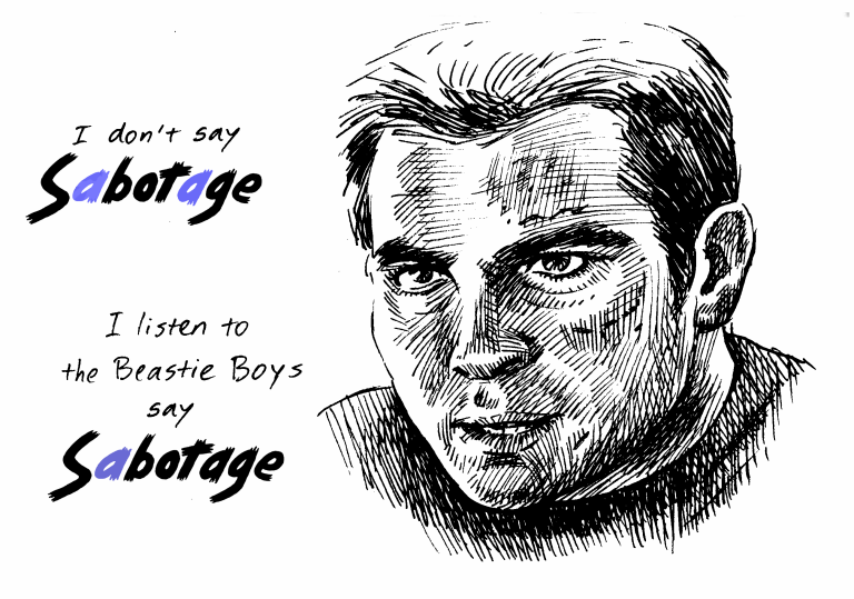 Chris Pine Sabotage